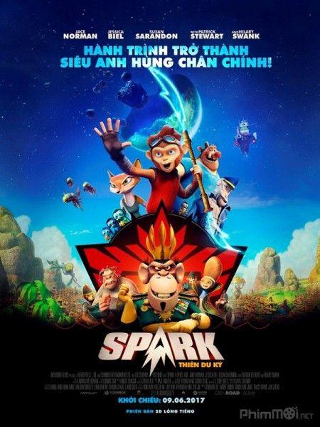 Phim Spark: Thiên Du Ký