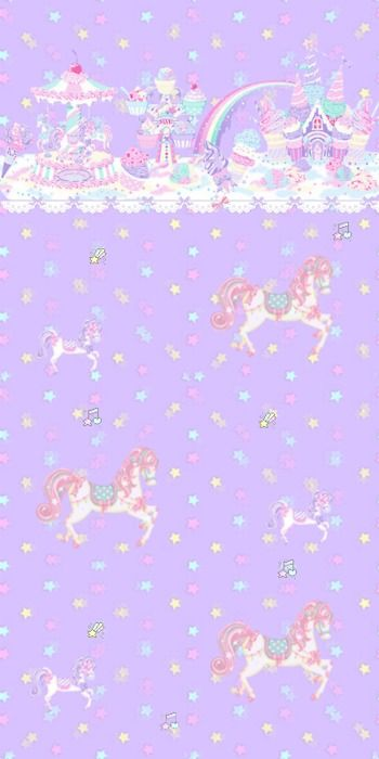 Kawaii Pixel Unicorn Carousel This One Is My Fave Tbh