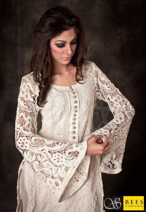 B-E-E-S Party Wear Salwar kameez 2012   Designer Salma & Anum Dresses   Your Blog Title