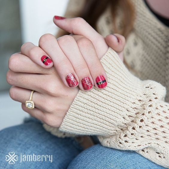 Are your nails ready for the holidays?! If not shop at www.emilyfisher.jamberrynails.net