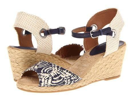 Lucky Brand Kyndra #wedge #sandals #shoes