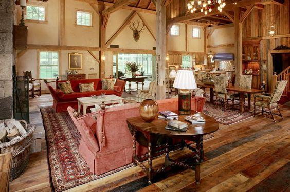 Spectacular Pole Barn Houses for Attractive Home Design: Pole Barn House Kits…