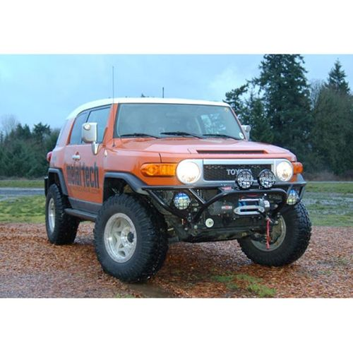 Metal-Tech FJ Cruiser Tube Bumper W/Winch Mount [MT-GSJ-2301] - $949.95 : Pure FJ Cruiser Accessories, Parts and Accessories for your Toyota FJ Cruiser