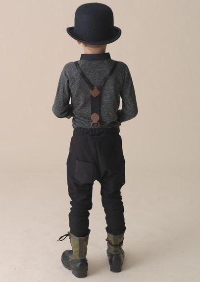Line+Liv — soft gallery ° JULES pants