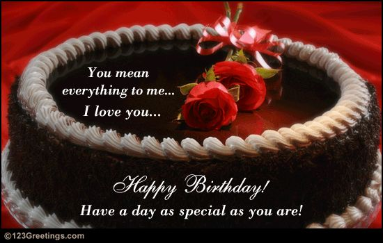 birthday wishes 18 birthday cake Birthday Wishes 123 Pinterest