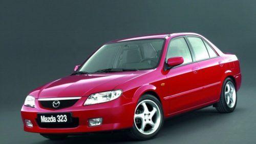 Mazda 323 1999 2003 Polovnjak Motori Kvarovi Mazda Mazda Protege Manual Car