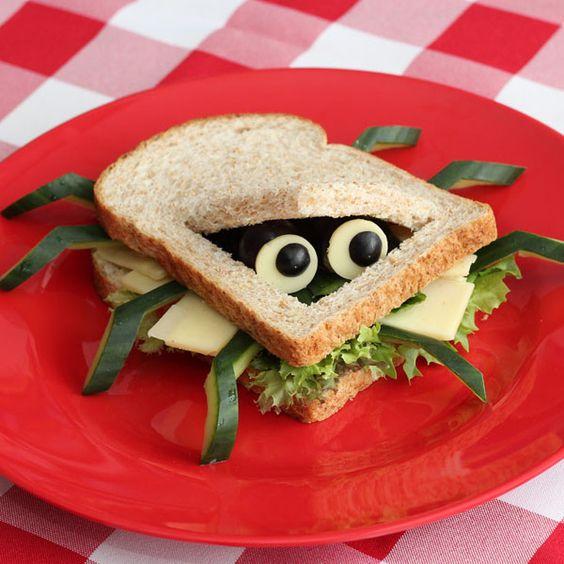 Spider Sandwich: