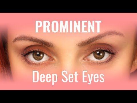 Deep Set Eyes Makeup Eye