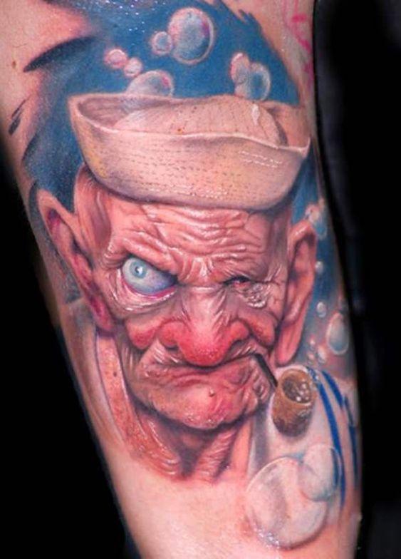 tatuagens 3d 37