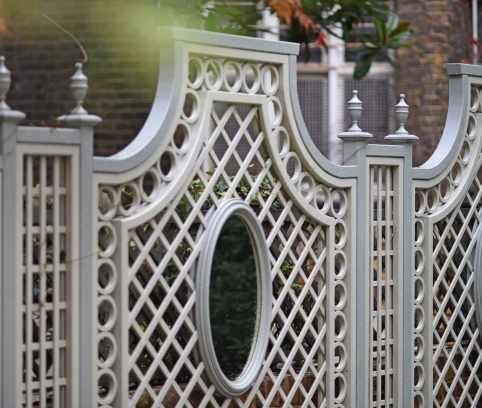 Decorative Fence Panels In 2020 Trellis Fence Trellis Panels
