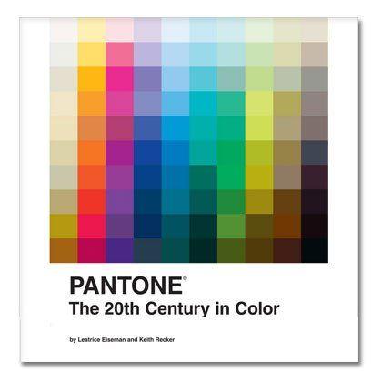 Pantone: The Twentieth Century in Color - Hardcover Book:
