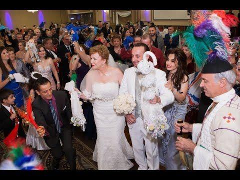 Beautiful Assyrian Wedding Reception Toronto