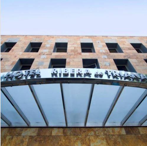 Te Estamos Esperando Si Tienes Pensado Viajar A Sevilla Este Es Tu Hotel Hotel De Lujo Hotel Hoteles De Lujo