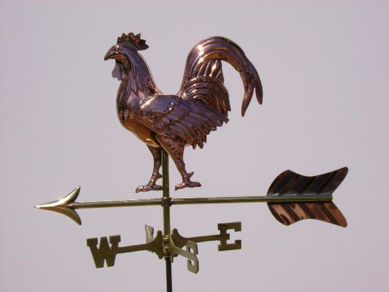 Medium Rooster Weathervanes Archive