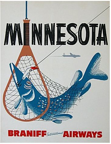 Minnesota/Braniff Airways