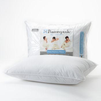 Sealy Posturepedic Every Position Jumbo Pillow $9.99 (x2)