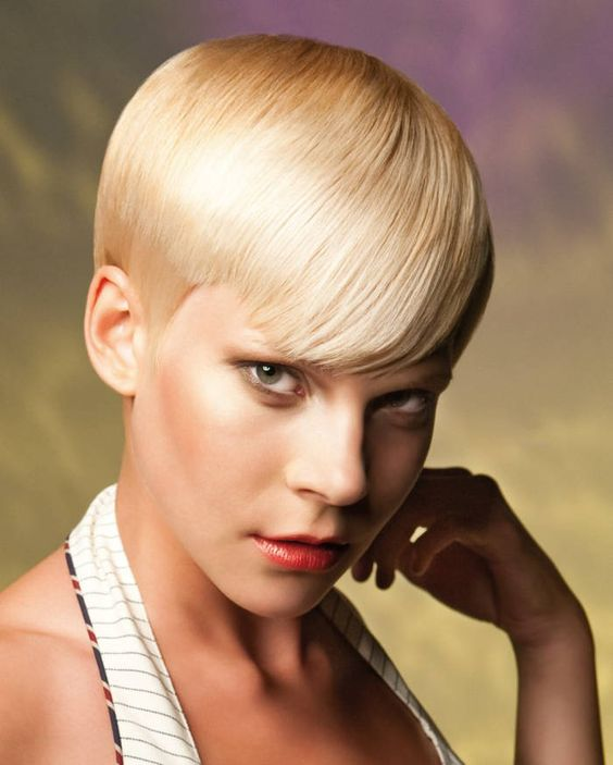 Interesting Bang Haircuts & Bangs Hairstyles for Women (10)