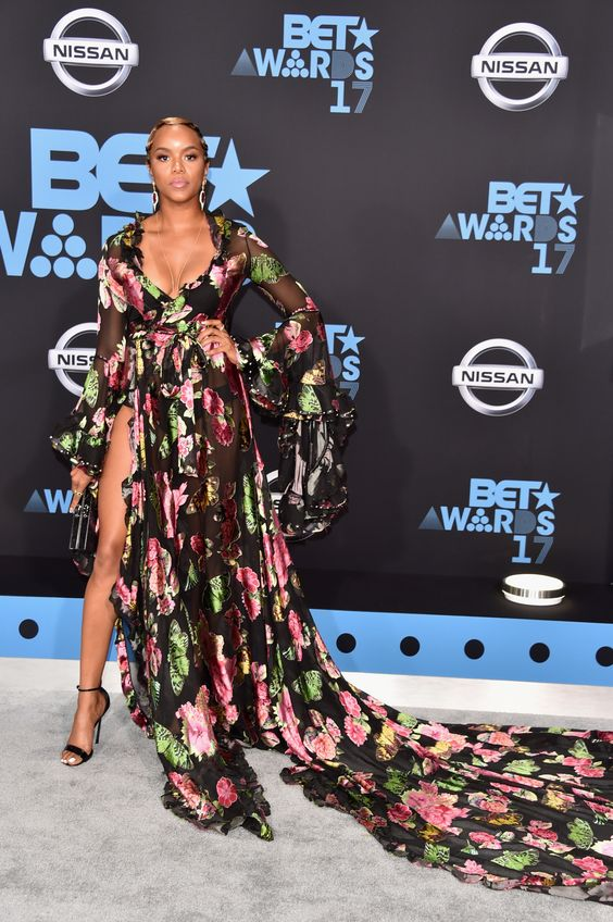 bet awards, red carpet, dresses, looks, celebs
