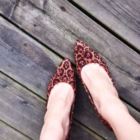 Animal Print Bellies is all in!