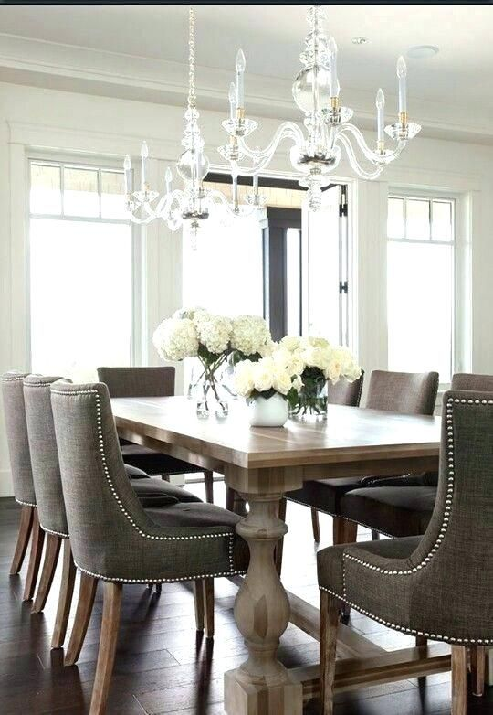 Enchanting Dining Room Table Centerpieces Ideas Modern Farmhouse Dining Room Dining Room Table Centerpieces Large Dining Room Table