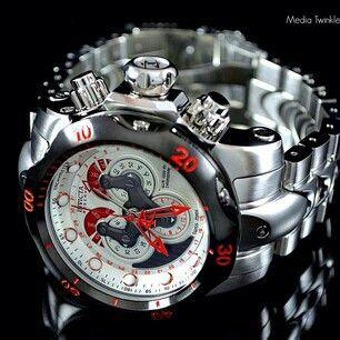 Reloj Geraldo, Relojes Chulos, Relojes Invicta, Invictas, Watch Reloj, Joyas, Ropa, Relojes Un Poco, Relojes Enfermos