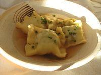 Large Meat-Filled Ravioli - German Style | Recipe | Ravioli, Spinach ...