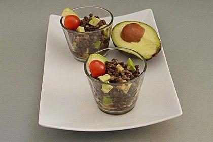 Avocado-Linsen-Salat (Rezept mit Bild) von Steffienchen   Chefkoch.de