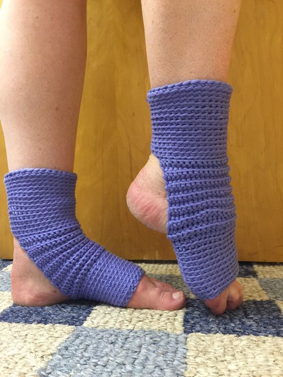 A personal favorite from my Etsy shop https://www.etsy.com/listing/293182127/yoga-socks-in-soft-knit-in-purple-for
