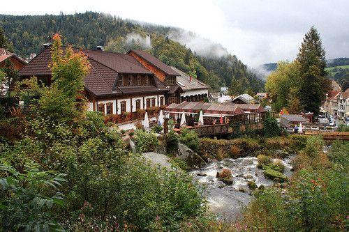 willkommen-in-germany:  Triberg im Schwarzwald (Black Forest),Baden-Württemberg