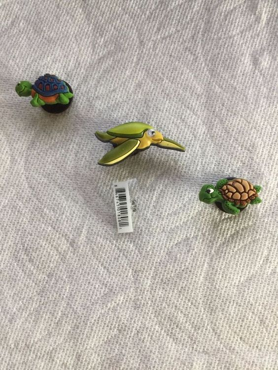 LOT OF TURTLE JIBBITZ TURTLE SHOE CHARMS TURTLE CLOG CHARMS SEA TURTLE JIBBITZ #Jibbitz