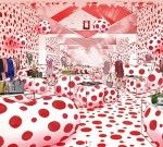 Louis Vuitton, des pop-up stores à pois !