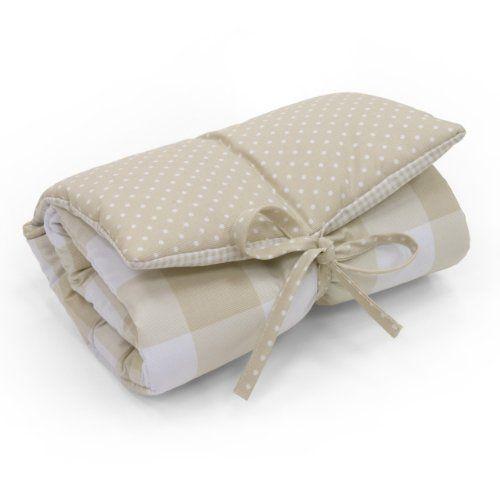 #bebes Cambrass Bebe – Cambiador almohada, color beige