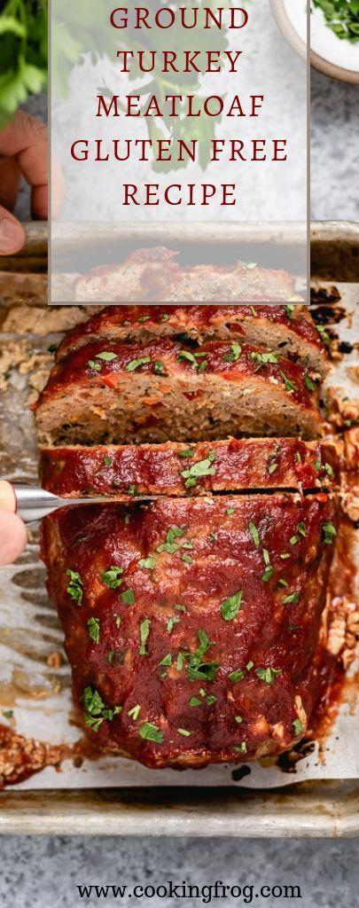 Ground Turkey Meatloaf Gluten Free