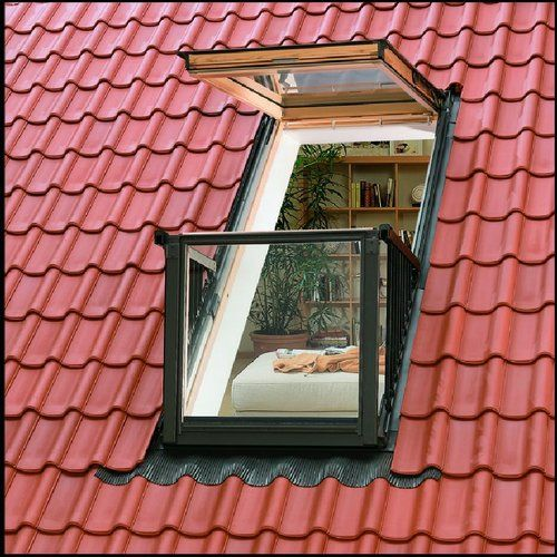 roof window balcony