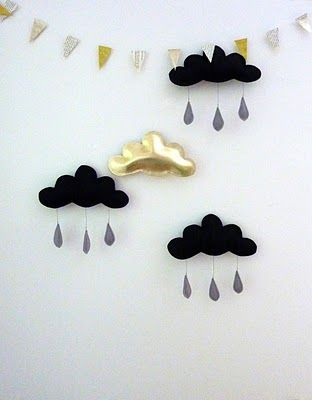 Gold Cloud mobile.
