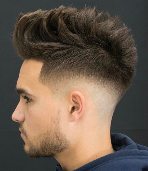 Trendy Boys Hairstyles 2018 2019 Latest Fashion Trends Hottest Hairstyles Ideas Inspiration Boy Hairstyles Cool Hairstyles For Men Mens Hairstyles Short