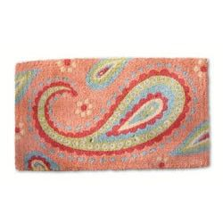 Delightful Doormats - Paisley review at Kaboodle