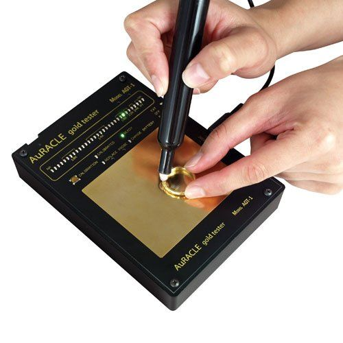Amazon.com: Gemoro Auracle Electronic Gold And Platinum Tester AGT1: Baby