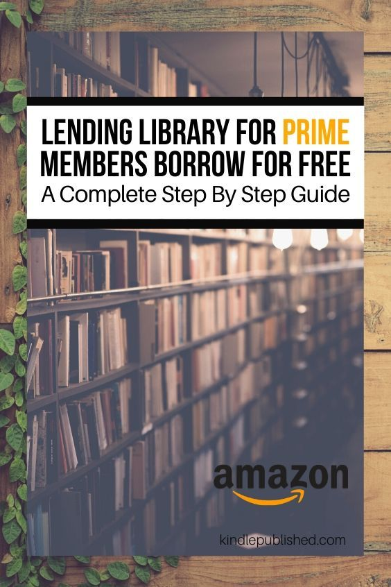 Lending Library For Prime Members Kindle Unlimited Books Lending Library Kindle
