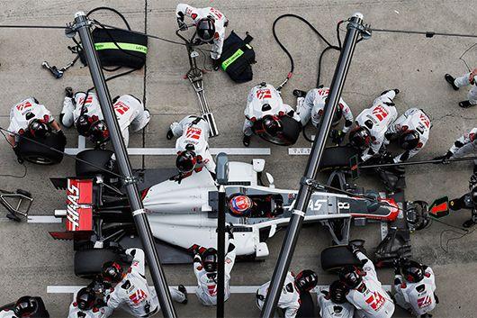 ハース、中国でのノーポイントは「現実性の確認になった」  [F1 / Formula 1]