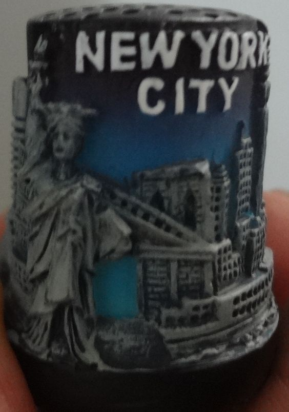 New York City Daniele Carletti trouxe pra mim,em 2014.