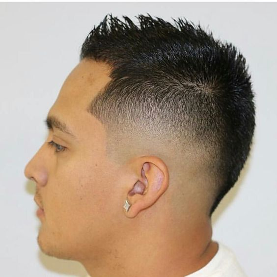nice 25 Modern Variations of the Mohawk Fade - Be Creative and Have Fun