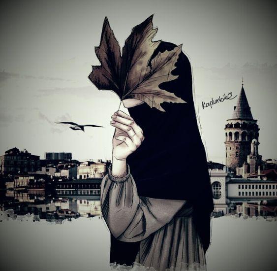 Bayanlar Icin Islami Profil Resimleri Islamic Profile Pictures For Women Fotograf Gazeteciligi Resim Islami Sanat