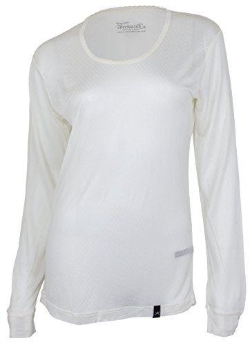 Women's Thermal Underwear - Terramar Womens Thermasilk ScoopNeck ...