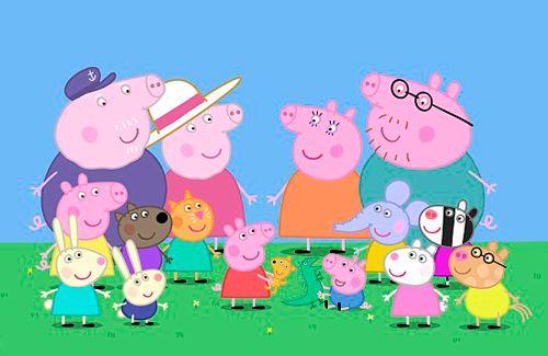 Dibujos De Peppa Pig Para Imprimir Y Colorear Gratis Dibujo De Peppa Pig Peppa Pig Para Colorear Peppa Pig Para Imprimir