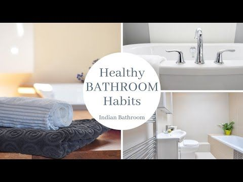 Daily Habits For Clean Indian Bathroom Bathroom Cleaning Tips In Hindi Youtube Indian Bathroom Bathroom Cleaning Bathroom Cleaning Hacks