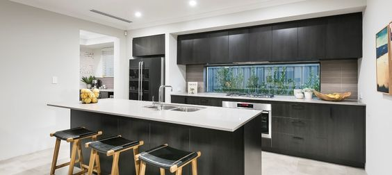 apg Homes - Maddison Display Home kitchen | House Design | Pinterest | Home  kitchens, Home design and Home