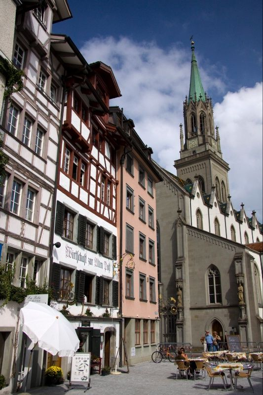 St. Gallen, Switzerland: