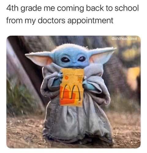 45 Of The Funniest Baby Yoda Memes Page 33 Of 45 Parentology Yoda Meme Yoda Wallpaper Yoda Images