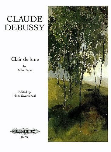 Debussy: Clair de lune (from Suite bergamasque) (Piano Solo)
